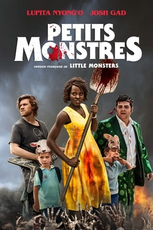 Film Little Monsters streaming VF gratuit complet