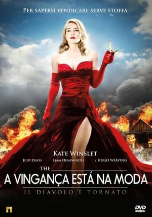 A Vingança Está na Moda Torrent, Download, movie, filme, poster