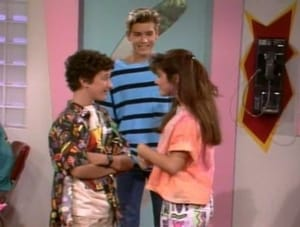 Saved by the Bell: 1×10