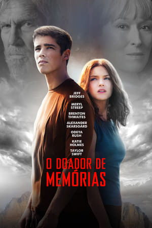 O Doador de Memórias Torrent, Download, movie, filme, poster