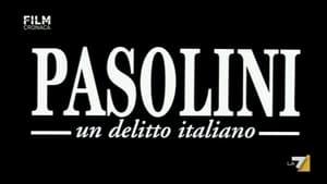 Pasolini, Um Crime Italiano