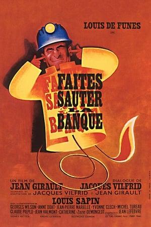 Let's Rob the Bank – Să jefuim banca! (1964)