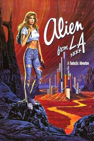 Alien from L.A. (1988)