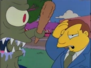 The Simpsons Season 3 : Treehouse of Horror II