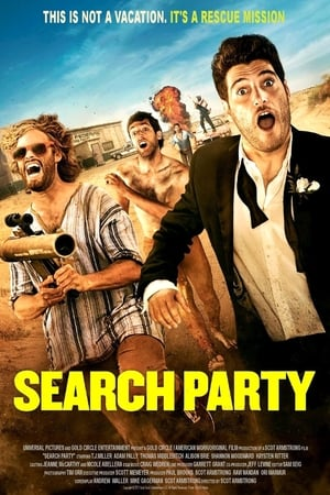 Poster Search Party (2014)