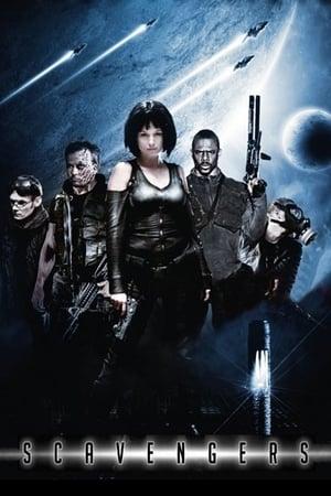 Scavengers              2013 Full Movie