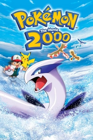 Poster Pokémon: The Movie 2000 (1999)