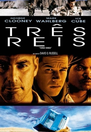Três Reis Torrent, Download, movie, filme, poster