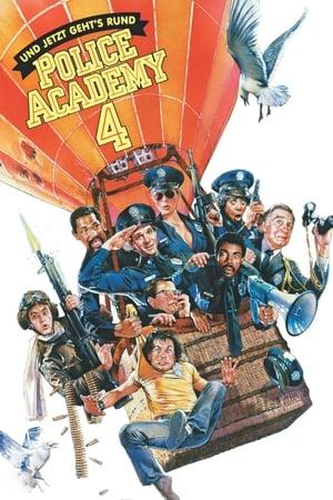 Police Academy 4 - Und jetzt geht's rund Film