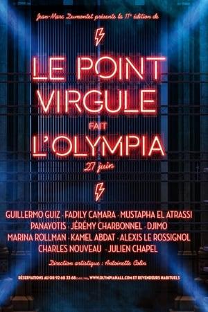 Le Point Virgule fait l'Olympia - 11e édition-Fadily Camara