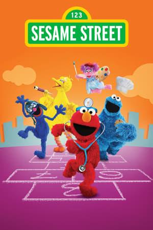 poster Sesame Street