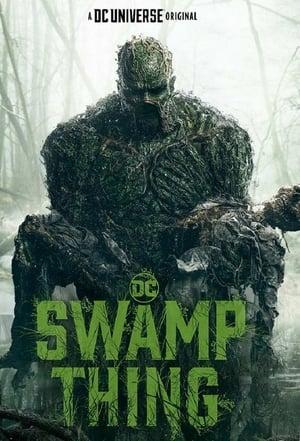 Swamp Thing 1ª Temporada Torrent, Download, movie, filme, poster