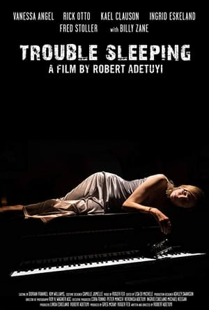 Trouble Sleeping poster