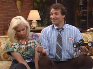 Married with Children S01E13 – Johnny Be Gone poster