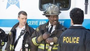 Chicago Fire Season 8 :Episode 7  Welcome to Crazytown