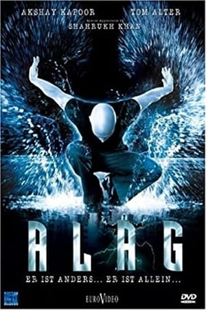 Poster Alag (2006)