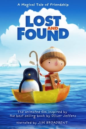 Lost and Found-Jim Broadbent