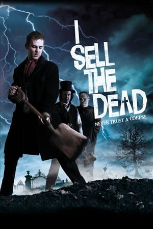 Poster I Sell the Dead (2008)