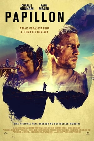 Papillon Torrent, Download, movie, filme, poster
