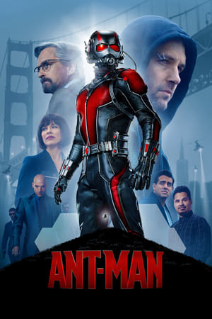 Ant-man (2015) is one of the best movies like Dark City (1998)