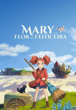 Mary e a Flor da Feiticeira Torrent (2018) Dublado / Dual Áudio BluRay 720p | 1080p – Download