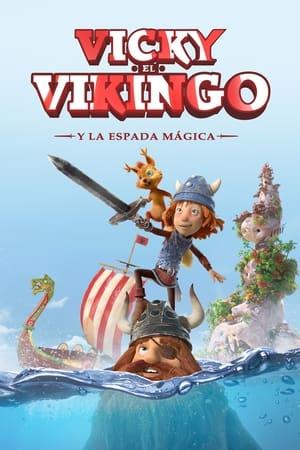 VER Vicky el Vikingo y La Espada Mágica (2019) Online Gratis HD