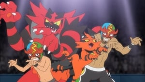 Pokémon Season 21 : A Young Royal Flame Ignites!
