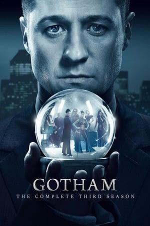 Gotham 3° Temporada Dublado Torrent (2016) Legendado HDTV – 720p – Download