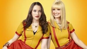 Dos chicas en quiebra