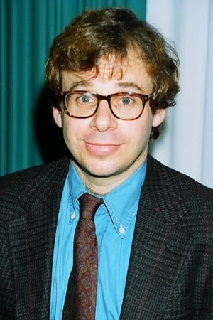 Rick Moranis isBilly Fish