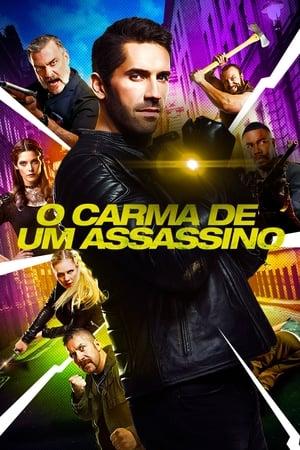 O Carma De Um Assassino Torrent, Download, movie, filme, poster