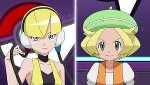 Pokémon Season 15 :Episode 1  Enter Elesa, Electrifying Gym Leader!