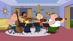 Family Guy Season 15 :Episode 13  The Finer Strings