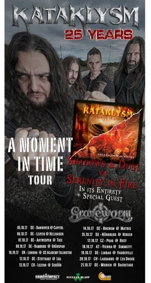 Kataklysm a moment in time tour