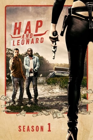 Baixar Hap and Leonard 1ª Temporada (2016) Dual Áudio via Torrent