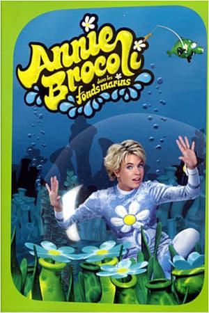 Annie Brocoli dans les fonds marins