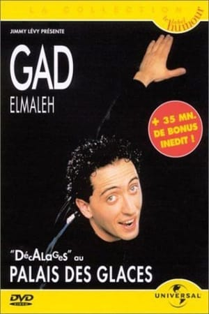 Gad Elmaleh - Décalages-Azwaad Movie Database