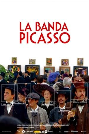 La banda Picasso-Alexis Michalik