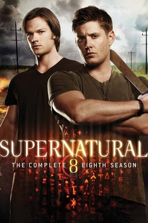 Supernatural 8ª Temporada Completa Torrent (2012) Dual Áudio / Dublado BluRay 720p – Download