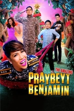 The Amazing Praybeyt Benjamin (2014)