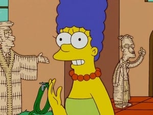The Simpsons Season 18 : Ice Cream of Margie (With the Light Blue Hair)