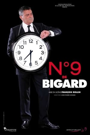 Numéro 9 de Bigard (1970)