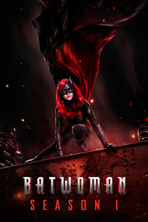 Batwoman 1ª Temporada Torrent, Download, movie, filme, poster