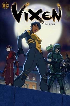 Vixen: O Filme Torrent, Download, movie, filme, poster