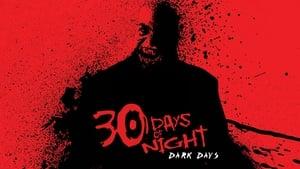 poster 30 Days of Night: Dark Days