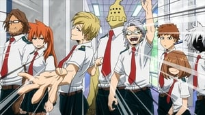 Boku no hero academy: 3×24