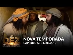 Watch S2E55 - Moses and the Ten Commandments Online