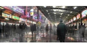 Poster disponible Blade Runner 2049 Online