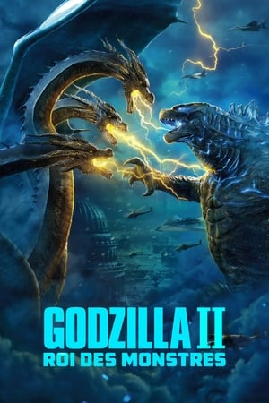 Film Godzilla II Roi des Monstres  (Godzilla: King of the Monsters) streaming VF gratuit complet