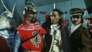 Kamen Rider Season 2 :Episode 28  The Five Commandant's All-Out Attack!